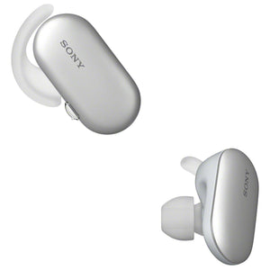 Sony WF-SP900 Sports Wireless In-Ear Headphones (White)