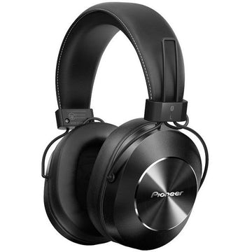 Pioneer SE-MS7BT Wireless Stereo Over-Ear Headphones (Black)