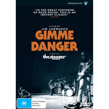 Gimme Danger: Story Of The Stooges