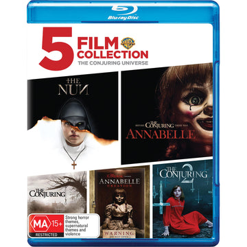 Conjuring Universe, The - 5 Film Collection