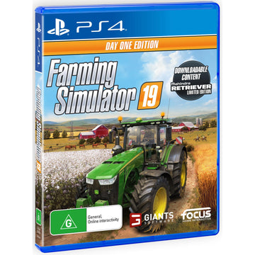 Farming Simulator 19 Day One Edition