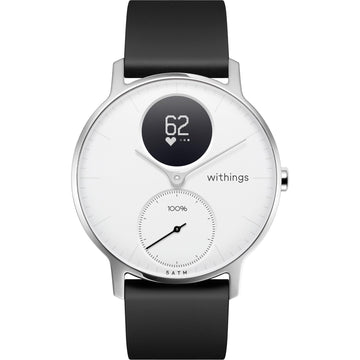 Withings / Nokia Steel HR 36mm Smart Watch (White)