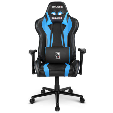 ZQRacing V6 Racer Series Gaming Office Chair (Blue)