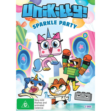 Unikitty!: Sparkle Party