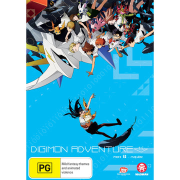 Digimon Adventure Tri. Part 6 - Future