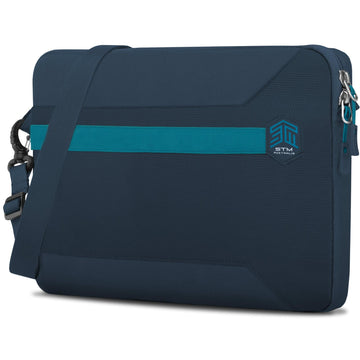"STM Blazer 15"" Laptop Sleeve Case (Dark Navy)"