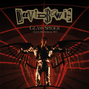 Glass Spider (Live Montreal '87) (Reissue)