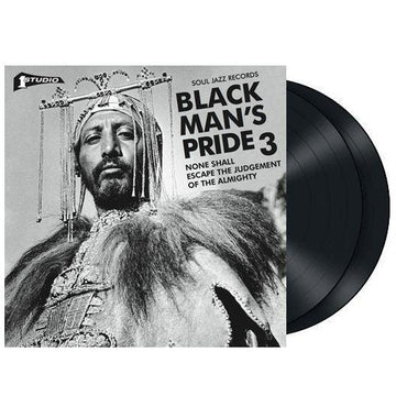 S.J Presents Studio One Black Man's Pride 3: None Shall Escape The Judgement Of The Almighty (Vinyl)
