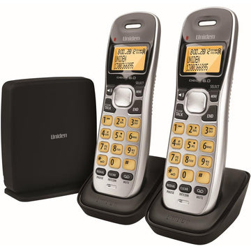 Uniden DECT1730+1 Digital Phone System with Location Free Base Station