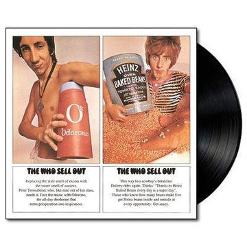 Who Sell Out, The (Vinyl) (Reissue)