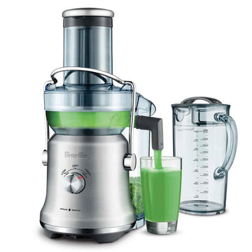 Breville The Juice Fountain Cold Plus Juicer (S/Steel)