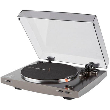 Audio Technica LP2X Fully Automatic Turntable (Black)
