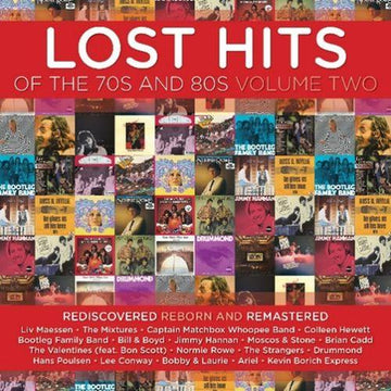 Lost Hits Of The 70's And 80's (Volume Two)