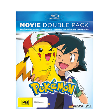 Pokemon: Movie Double Pack: I Choose You & The Power Of Us