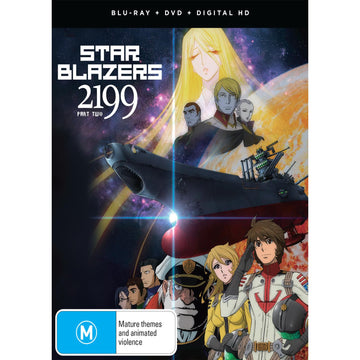 Star Blazers: Space Battleship Yamato 2199 - Part 2