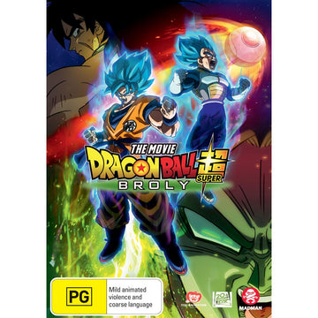 Dragon Ball Super: The Movie Broly