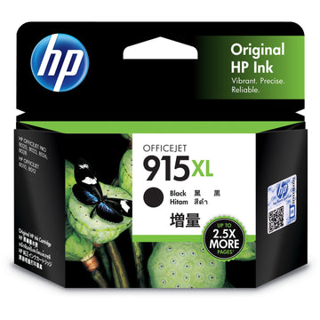 HP 915XL Original Ink Cartridge (Black)