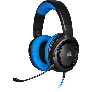 Corsair HS35 Stereo Gaming Headset (Blue)
