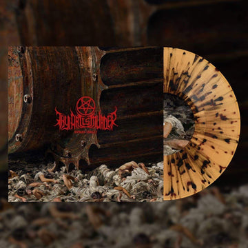 Human Target (Limited Edition Beer With Heavy Black Splatter Vinyl)