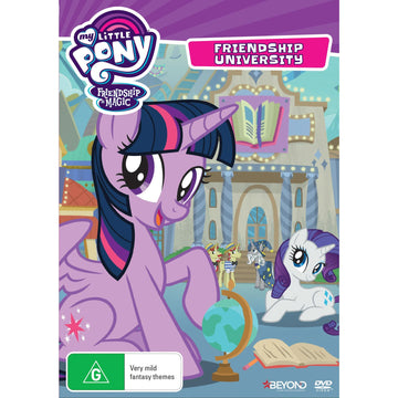 My Little Pony: Friendship Is Magic: Friendship University
