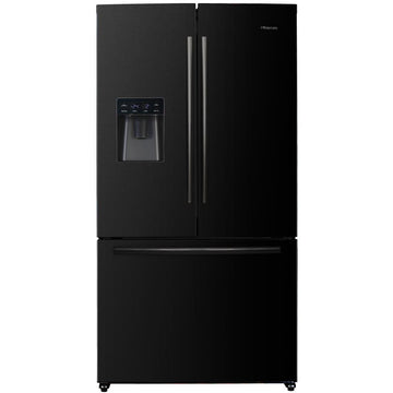 Hisense HR6FDFF630B 630L French Door Fridge (Black Steel)