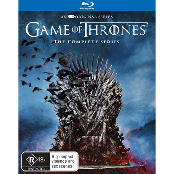 Game of Thrones  - Season 1-8