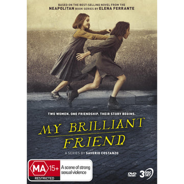 My Brilliant Friend - The Complete Series