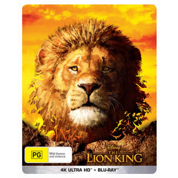 Lion King, The (Steelbook)