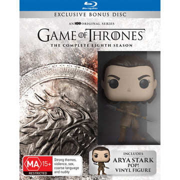 Game Of Thrones - Season 8 (Collectors Edition)