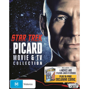 Star Trek: Picard - Movie & TV Collection