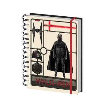 Star Wars: The Rise of Skywalker - Kylo Collectible Notebook