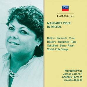 Margaret Price In Recital