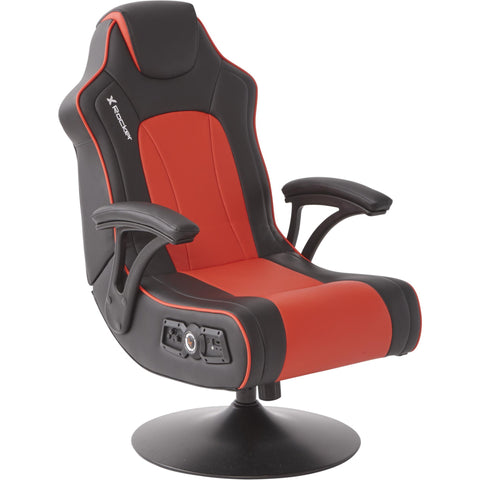 Awesome X Rocker Torque 2 1 Gaming Chair Red Ncnpc Chair Design For Home Ncnpcorg