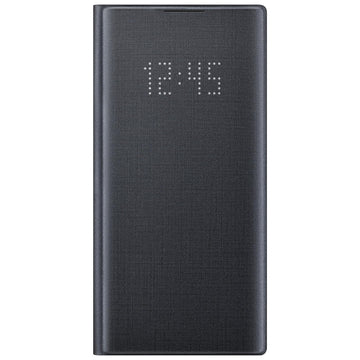 Samsung LED View Cover for Galaxy Note10 (Black)