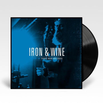 Iron & Wine: Live At Third Man Records (Vinyl)