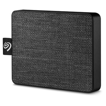 Seagate OneTouch Portable SSD 500GB (Black)