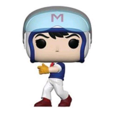 Speed Racer - Speed with Helmet Pop! Vinyl Figure