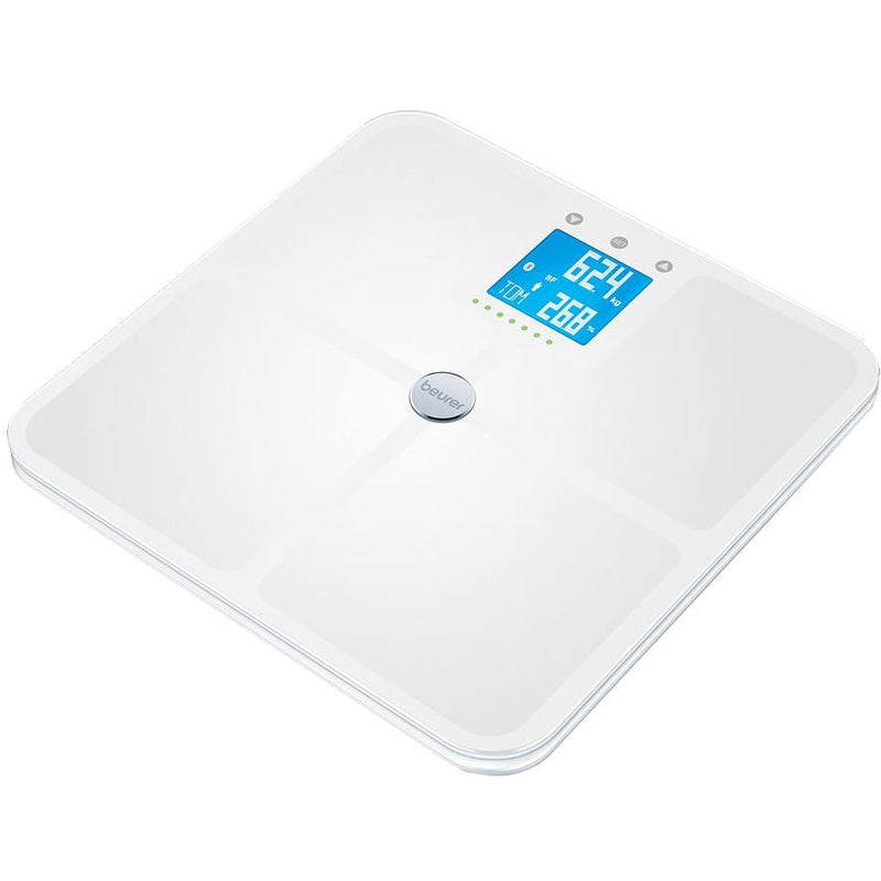 Beurer Connect Bf950 Bluetooth Body Fat Scale Jb Hi Fi