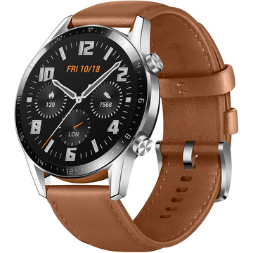 Huawei GT2 Classic Smart Watch [46mm](Brown)