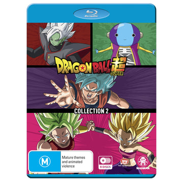 Dragon Ball Super - Collection 2
