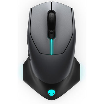 Alienware 610M Wireless Gaming Mouse (Dark Side of the Moon)