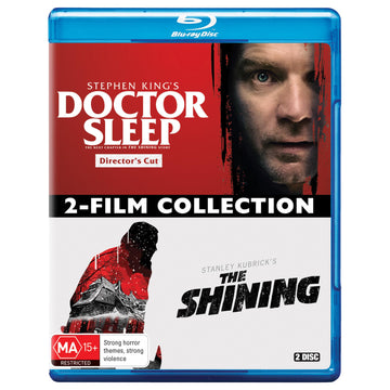 Doctor Sleep/ The Shining - 2 Film Collection