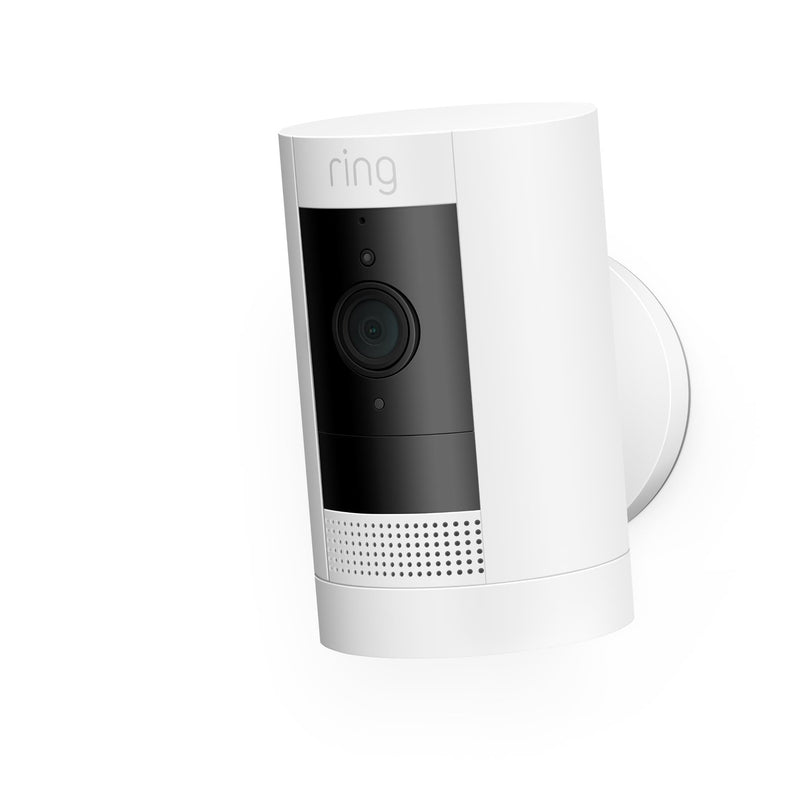 Ring Security Camera w/ Battery 2-Pack