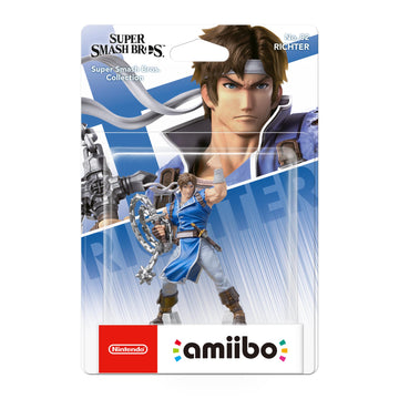 Nintendo amiibo - Richter (Super Smash Bros.)