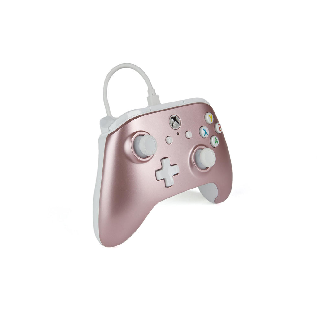 PowerA Enchanced Wired Controller for Xbox One (Rose Gold