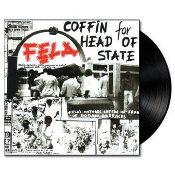 Coffin For Head Of State (Vinyl) (Reissue)