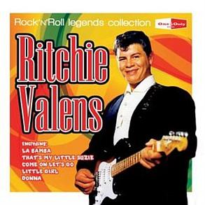 One & Only Rock N Roll Legends - Ritchie Valens