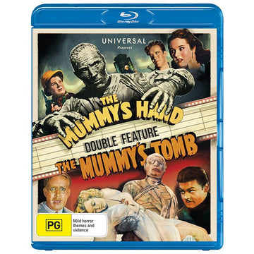 Mummy's Hand, The / Mummy's Tomb, The