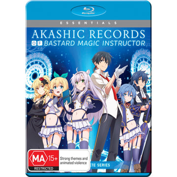 Akashic Records of Bastard Magic Instructor - Complete Series
