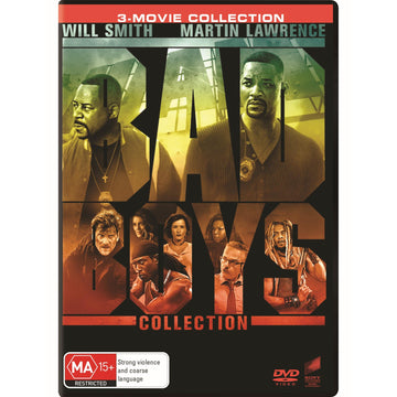 Bad Boys - 3 Film Collection